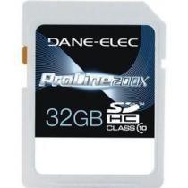 Cartão SD 32Gb Dane-Elec Proline 200x Classe 10 -