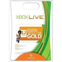 CartãO Xbox Live- 12 Meses - Microsoft