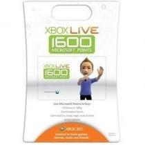 CartãO Xbox Live - 1600 Pontos - Microsoft