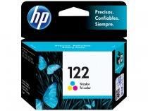 Cartucho de Tinta HP 122 Colorido Original CH562HB -