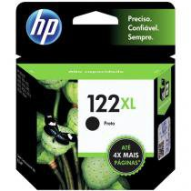 Cartucho de Tinta HP 122 XL Preto - Original