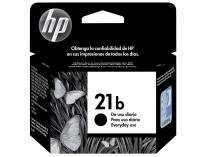 Cartucho de Tinta HP 21 B Preto - HP D1460 D2460 F4180