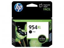 Cartucho de Tinta HP 954 XL Preto - Original