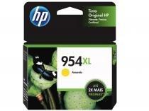 Cartucho de Tinta HP Amarelo 954XL - Original para HP 8210 HP 8710 HP 8720 HP 7740