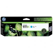 Cartucho de Tinta HP Ciano 971 XL Officejet - Original
