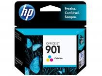 Cartucho de Tinta HP Colorido 901 Officejet  - Original