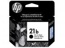 Cartucho de Tinta HP Preto 21 B - Original