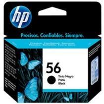 Cartucho de Tinta HP Preto 56 - Original