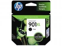 Cartucho de Tinta HP Preto 901 XL Officejet  - Original