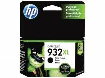 Cartucho de Tinta HP Preto 932 XL - Original para HP 7510