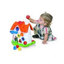 Casa com atividades play time cotiplas 1998 - Cotiplas