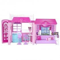 Casa de Férias da Barbie - Mattel - Mattel