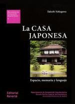 Casa japonesa, la - espacio, memoria y lenguaje - Reverte brasil