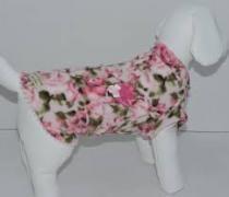 Casaco Soft Coroa Rosa - Bonito pra Cachorro - bonito pra cachorro
