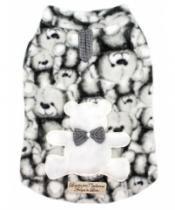 Casaco Soft Urso - Bonito pra Cachorro -