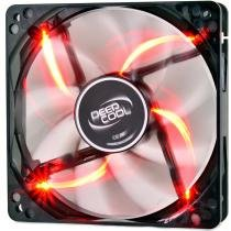 Case Fan DeepCool WIND BLADE 120 Led Vermelho - DeepCool