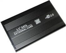 "Case Gaveta Externa SATA para HD 2.5"" USB 2.0 - Genérica"