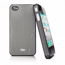 Case Iskin Aura Grey - iPhone 4 e 4s -