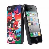 Case Iskin Aura Happy Friends - iPhone 4 e 4s -