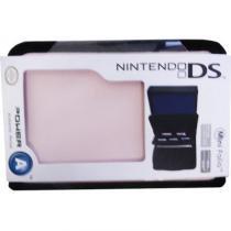 Case Mini Folio Nintendo Ds Lite Ou Dsi - Cor Rosa - Nintendo