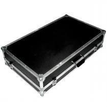 Case p/ 2 CDJ 350 + 1 Mixer + Fone c/ Tampa Removível - VR