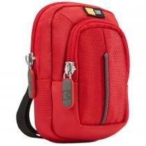 Case para Câmera Compacta Vermelha DCB302 - Case Logic - Case Logic