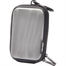 Case Para Câmera Digital Cinza E Preto Maxprint -  607828 - Maxprint