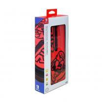 Case Protetora Deluxe Pdp (Mario Kana Edition) - Switch -