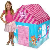 Casinha Baby Alive 2442 - Lider Brinquedos