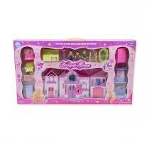 5071fab0cc1ee Casinha de boneca lar doce campo infantil - 18273 unica - Mega compras