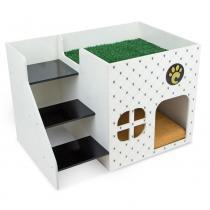 Casinha para cães loft - Carlu pet house