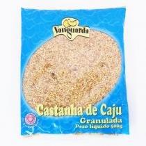 Castanha de Caju Xerem 500g - Vanguarda -