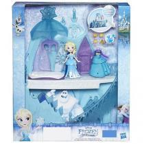Castelo da Elsa Disney Frozen Little Kingdom - Hasbro