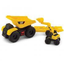 Caterpillar mini mover team excavator - dtc -