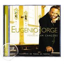 CD Eugenio Jorge - Pérolas Em Canções - Canção Nova