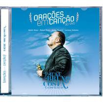 CD Orações em Canção - Ao Vivo - Canção Nova