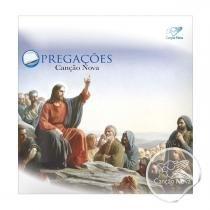 CD Palestra - Restaurados Para Uma Vida Nova - Canção Nova