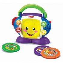 CD Player Aprender e Brincar - Fisher-Price - Fisher price
