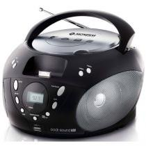 Cd Player Dock Station Mp3 Usb Fm Stéreo Bx-08 Mondial -