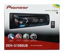 Cd Player Pioneer Deh-s1080ub Mixtrax Usb Saida Subwoofer -