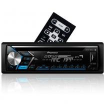 CD Player Pioneer DEH-S4080BT - Bluetooth Spotify Android Mixtrax ARC e USB -