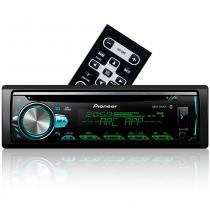 CD Player Pioneer DEH-X50BR - Bluetooth Mixtrax ARC Android iPhone e USB -