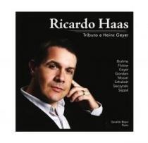 CD Ricardo Haas - Tributo A Heinz Geyer - 953676