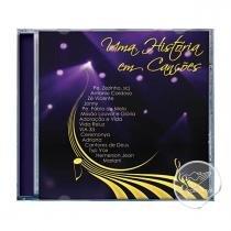 CD Uma História Em Canções - Canção Nova