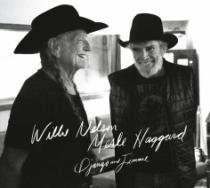 CD Willie Nelson And Merle Haggard - Django And Jimmie - 953093