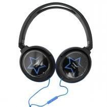 CD680S - Fone de Ouvido Over-ear CD 680 S Azul - Yoga - Yoga