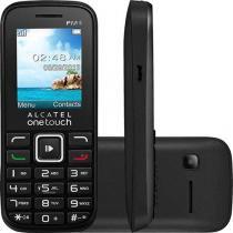 Celular Alcatel One Touch 1041 Dual Chip - Câmera Integrada MP3 Player Rádio FM Desbl. Oi