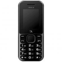 Celular DL Feature Phone Tela de 1.8 Polegadas yc-215 YC215AZU - Dl telecom