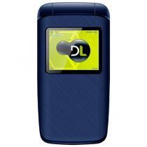 Celular DL YC335 Dual Chip - Câmera Integrada Rádio FM