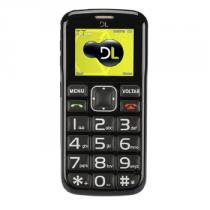 Celular Feature YC-110 Dual Preto - DL - DL